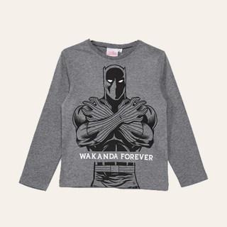 T-shirt Black Panther enfant