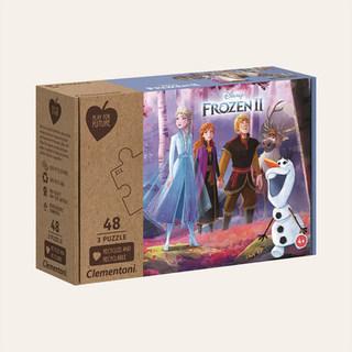 Puzzle Eco-responsable Frozen 2