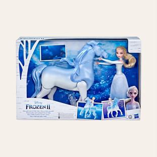 Elsa et Nokk interactifs