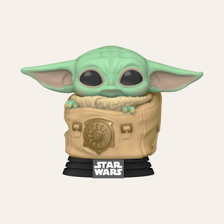 Figurine Pop! L'Enfant - Star Wars: The Mandalorian