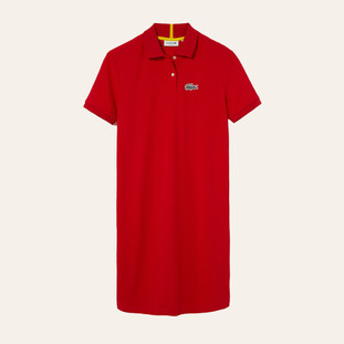 Robe polo Lacoste x National Geographic