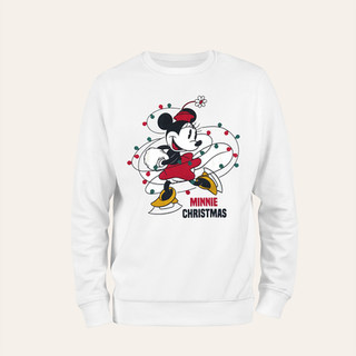 Pull de Noël Minnie adulte