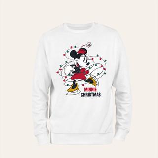 Pull de Noël Minnie adulte