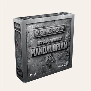 Monopoly Star Wars: The Mandalorian Edition