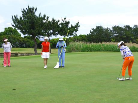 千代田区ゴルフ協会 夏季大会