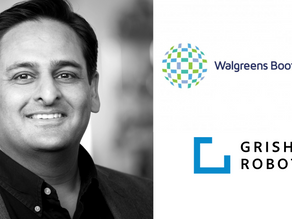 Introducing our new Senior Advisor Gunjan Bhow, the Global Chief Digital Officer at Walgreens Boots