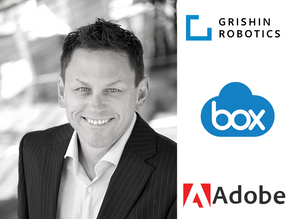 Chris Koehler, CMO at Box, will be joining the team at Grishin Robotics as a Senior Advisor.