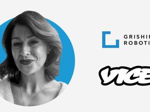 Pulitzer prize winning Chief Digital Officer of VICE Media Cory Haik joins us as Senior Advisor!