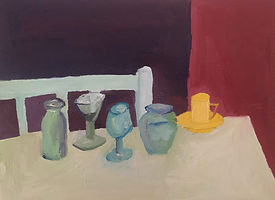 Anna Barden Yellow Cup Story artwork