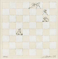 Chess Piece Castle Anna Barden