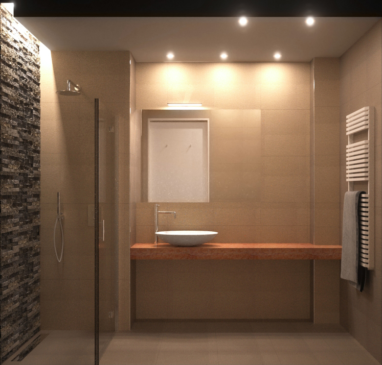 Bathroom rendering opt.2