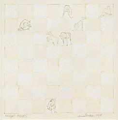 Chess Piece Anna Barden Knight Moves