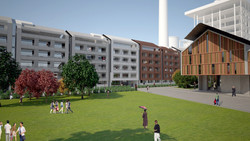 Building apartement