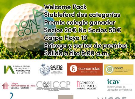 IV OPEN DE COLEGIOS PROFESIONALES