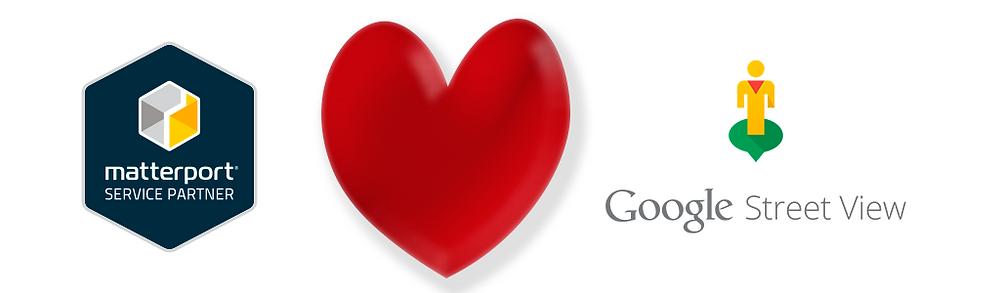 Matterport Loves GSV