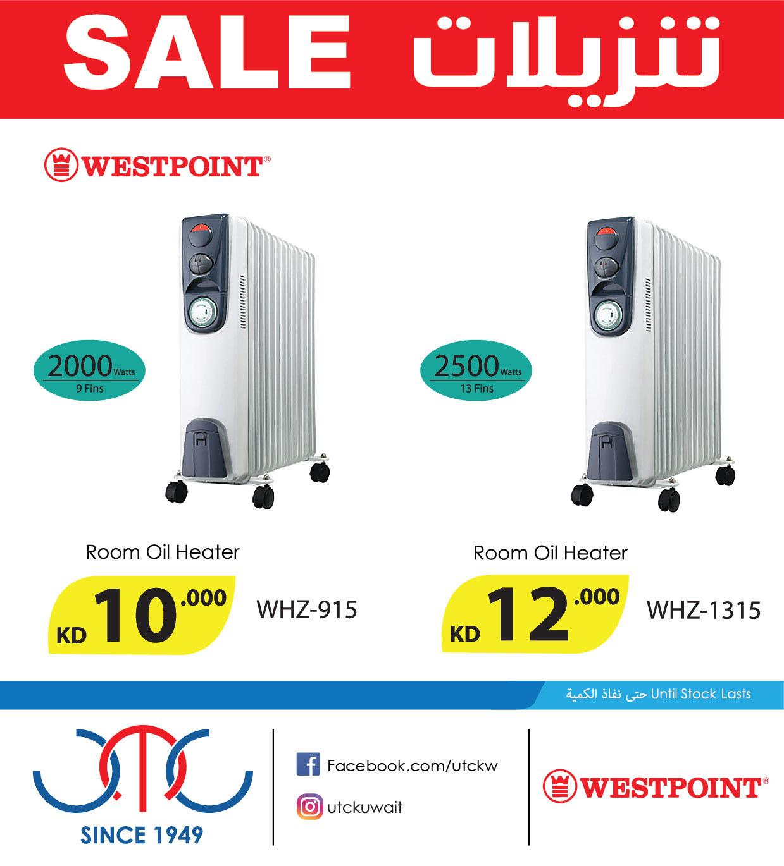 Westpoint - Heater