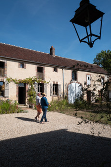 la maison de Gilles et Philippe