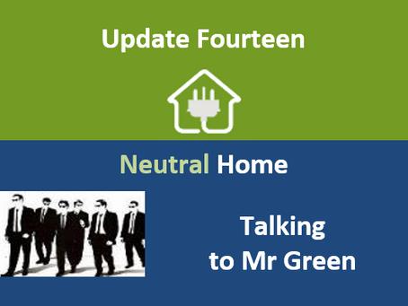 Grabbing a Green Grant pt2