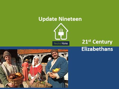 21st Century Elizabethans