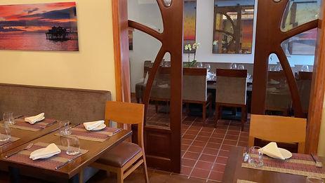 Tramonto Bistro Private Room Tour