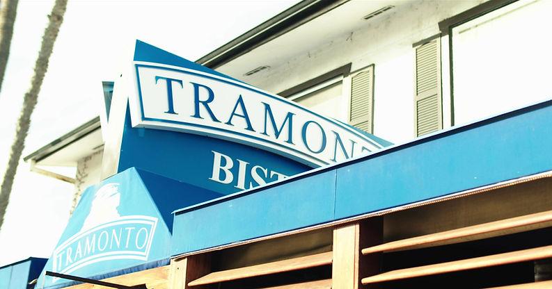 Tramonto Bistro Presentation
