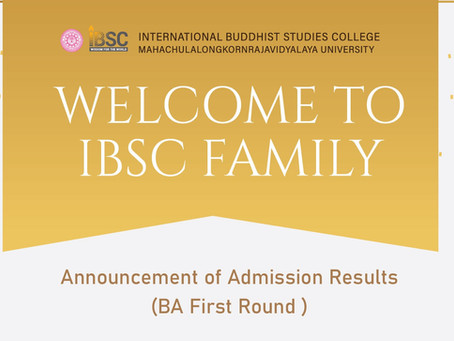 Welcome to IBSC Family