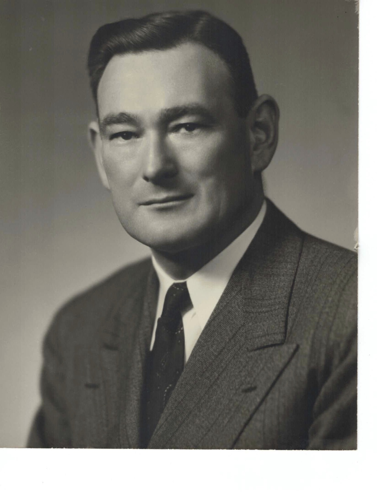 H. MALCOLM GOODFELLOW 1938-39