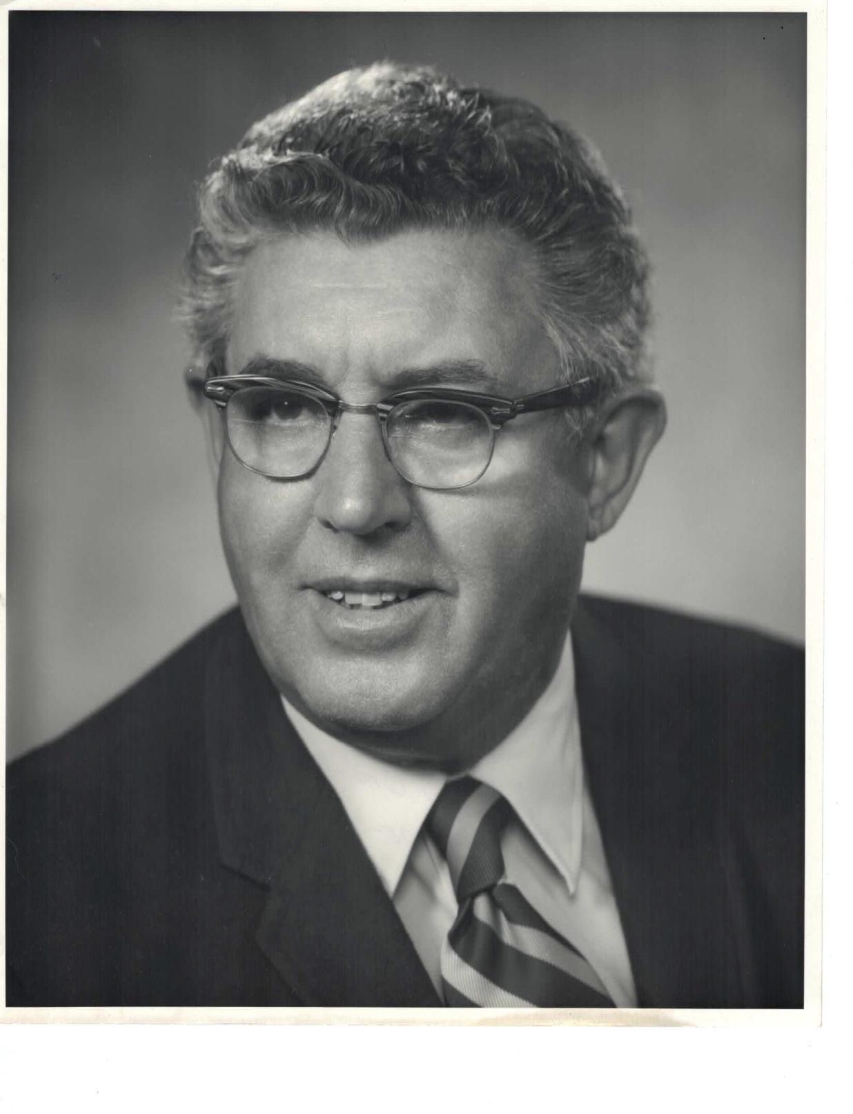 J. EDGAR GREEN 1975-76