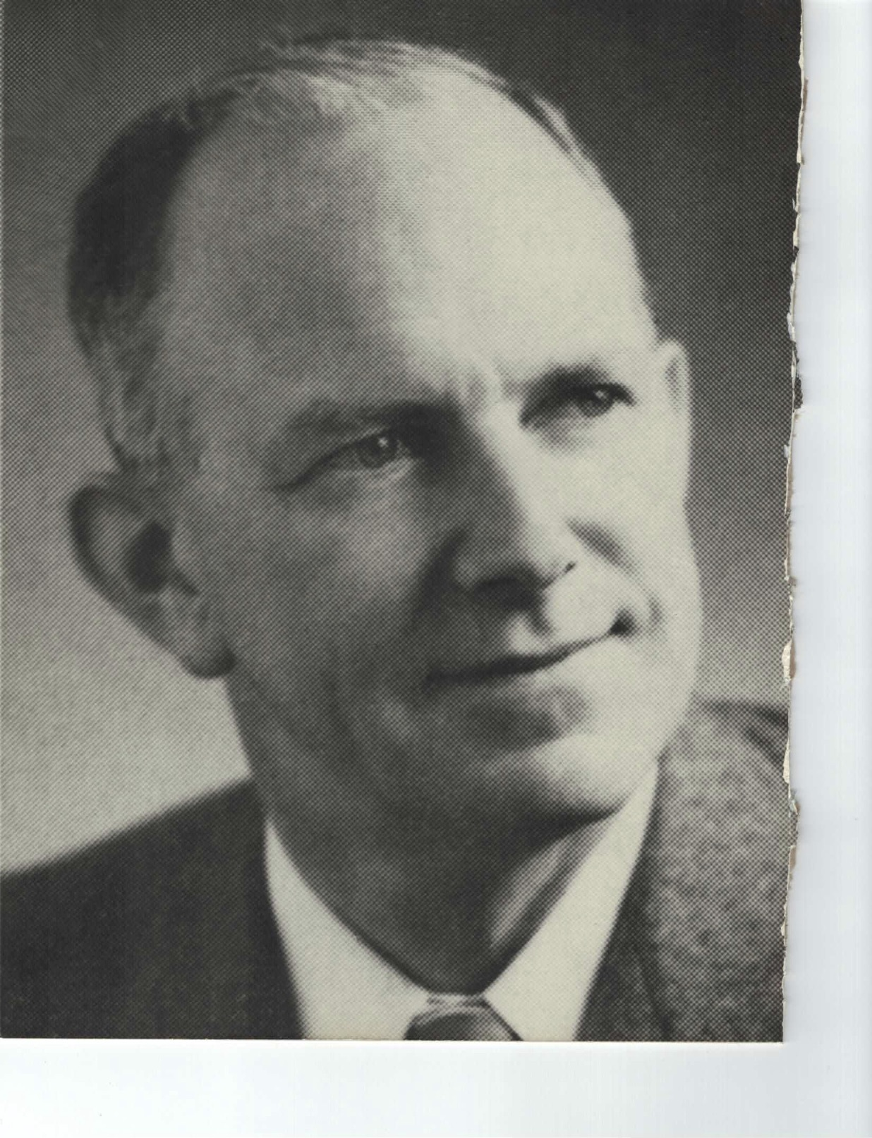 DOUGLAS STANSBERY 1952-53