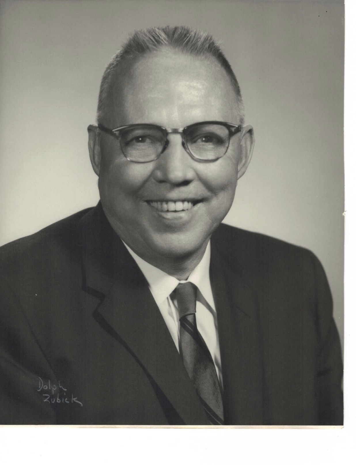 DR. SHELBY JARED 1960-61