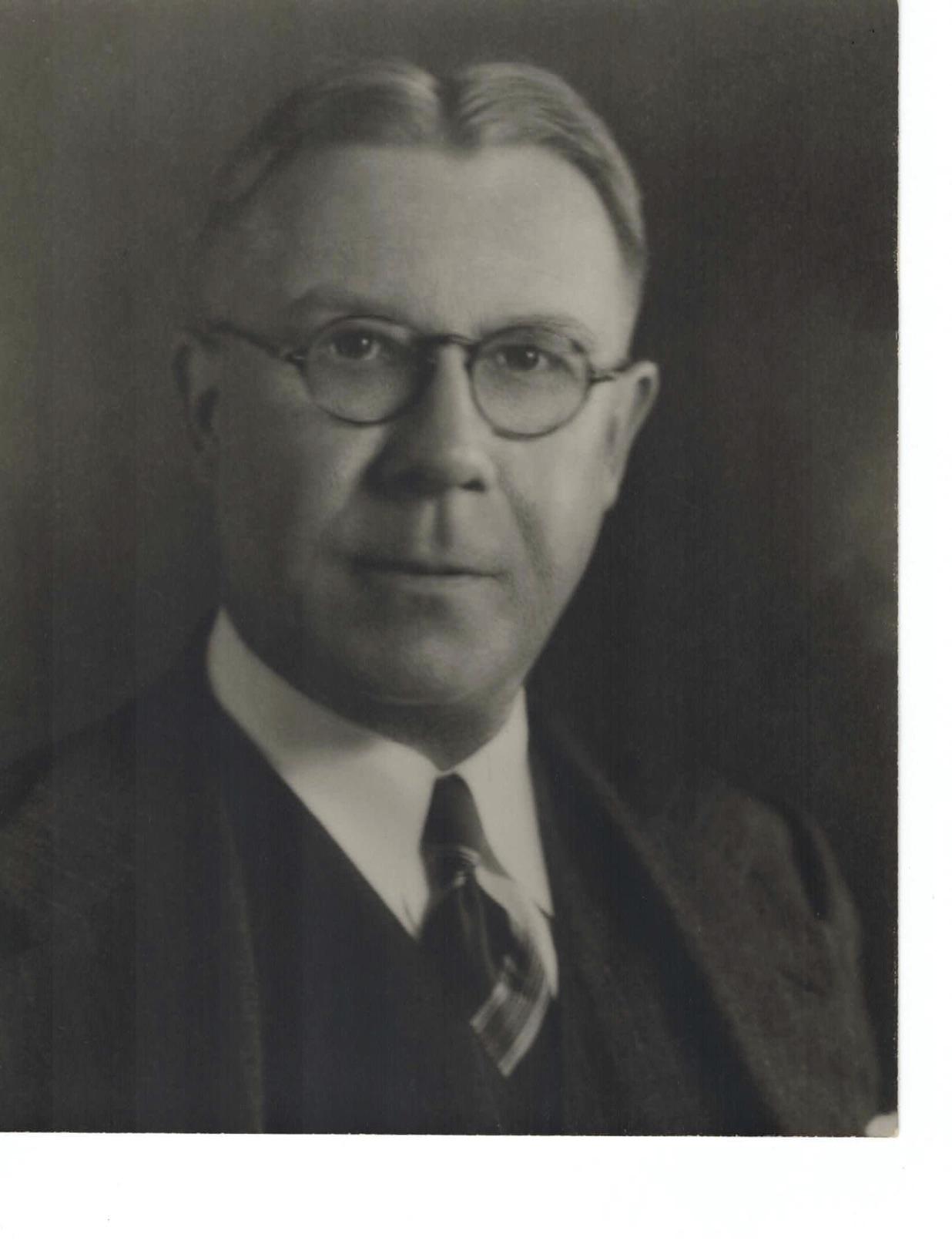 ALBERT H. BEEBE 1919-20