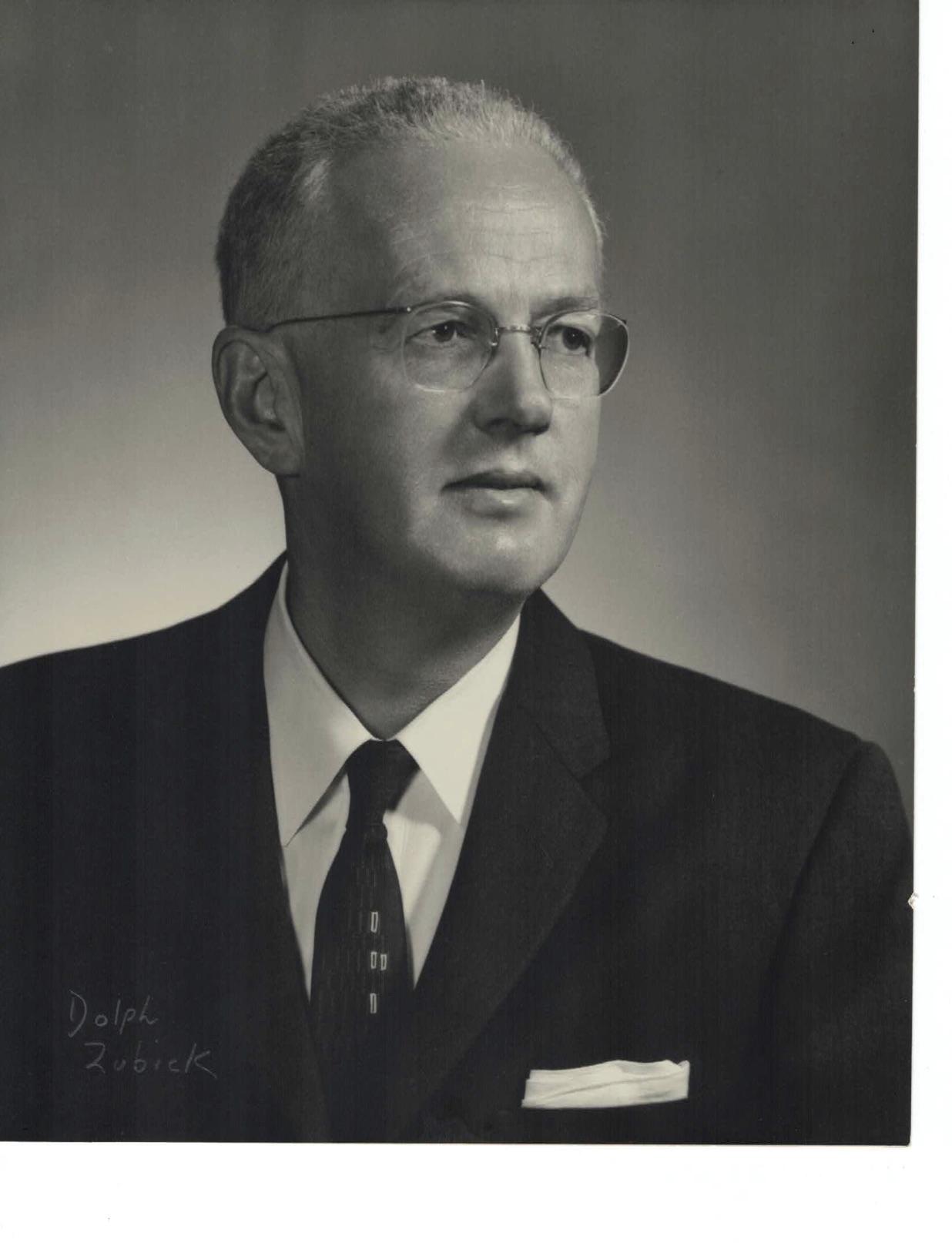 RAY D. OGDEN JR. 1958-59