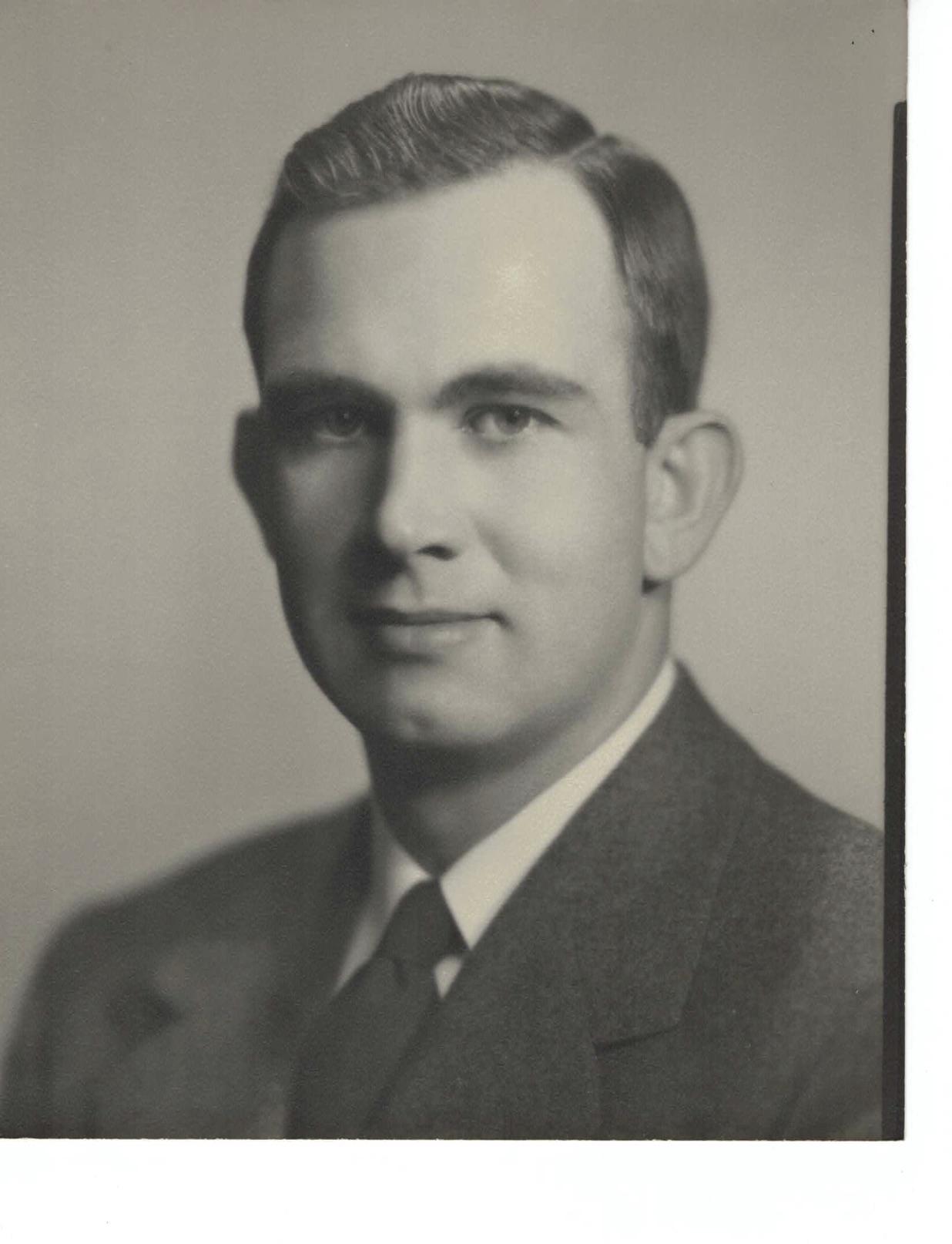 A. MACK LUNDIN 1946-47