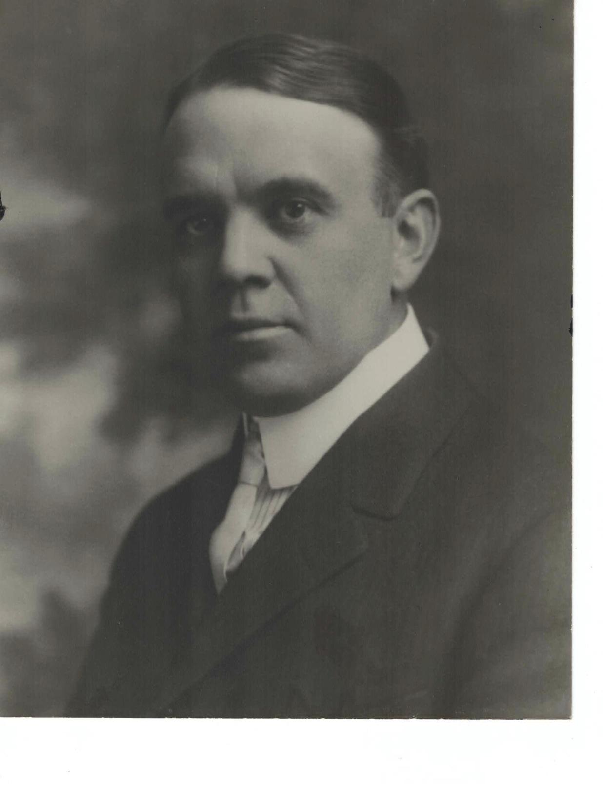 RAYMOND R FRAZIER 1915-16