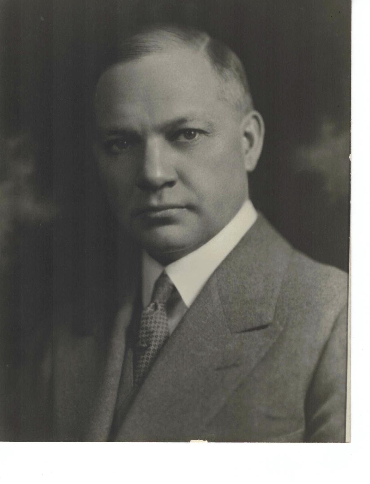 FRANK P. HELSELL 1929-30