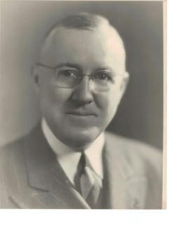 DR. WILLIAM M. O'SHAE 1940-41
