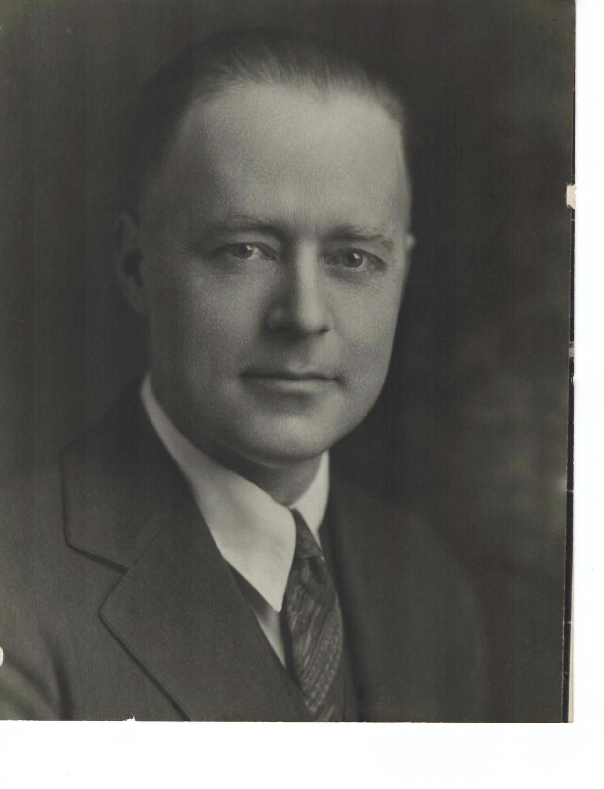 ED O. LEIGH 1934-35