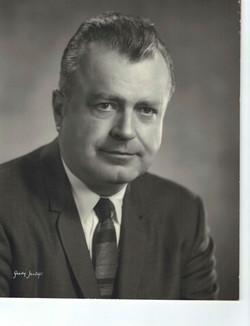 GORDON B. ANDERSON 1968-69