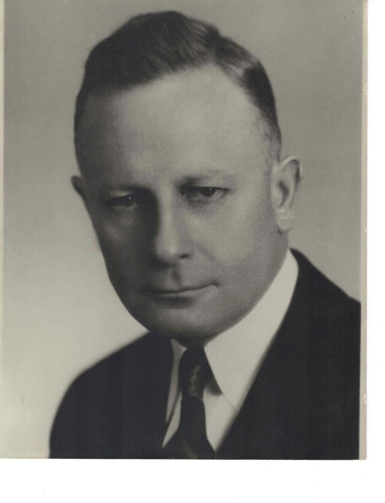 FORD Q. ELVIDGE 1935-36