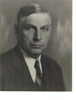 DR. D. H. HOUSTON 1925-26