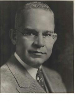 ALFRED H. LUNDIN 1924-25
