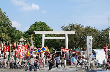 秋季例大祭(神馬)