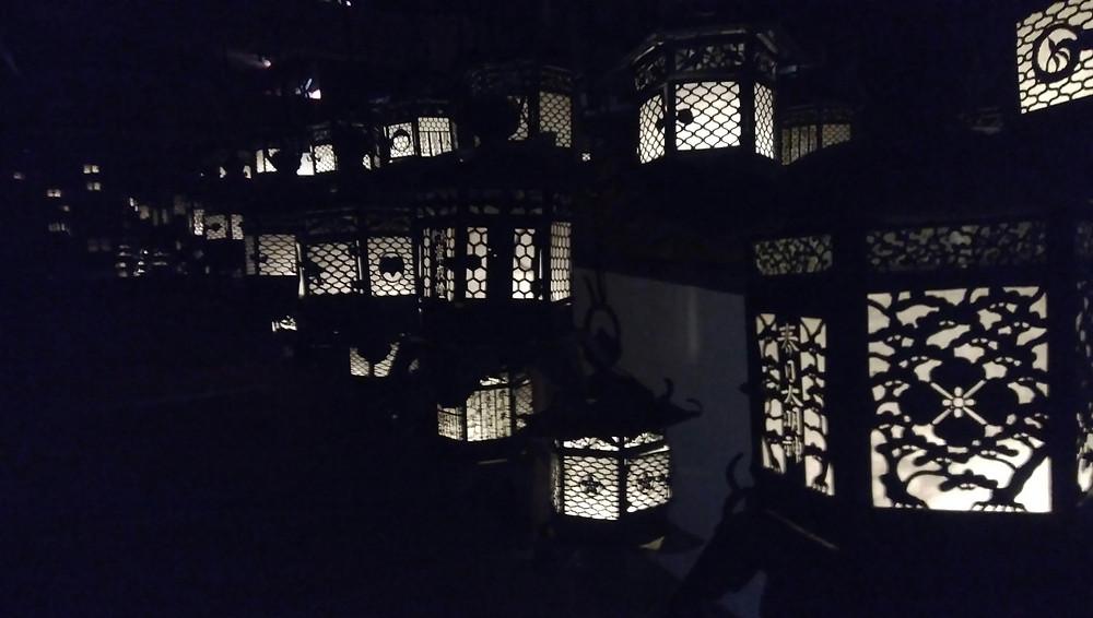 春日大社萬灯篭