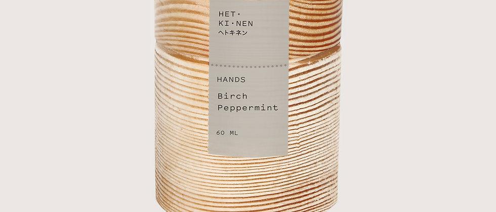 Hetkinen Birch & Peppermint Hand Balm