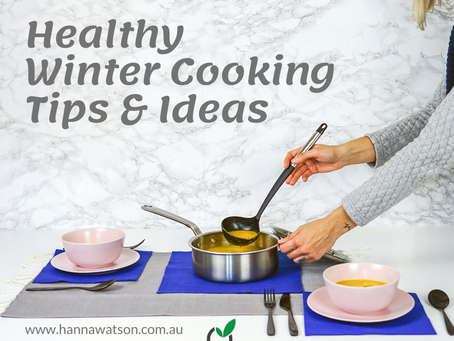 Tips on How to Make Healthy Winter Meals at Home