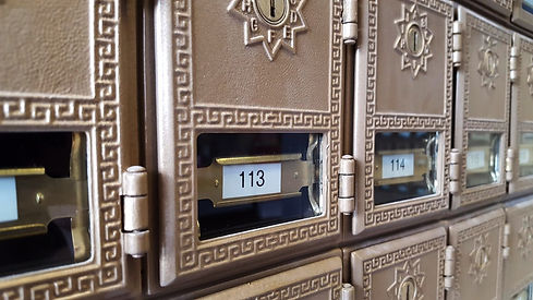 Private Mail Boxes