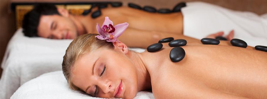 Hot Stone Massage Beauticians Beauty Salon Maidstone Relax Couples