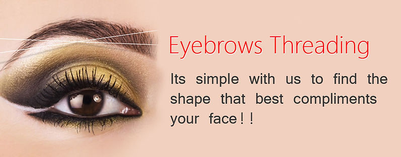 Eyebrows Threading Maidstone