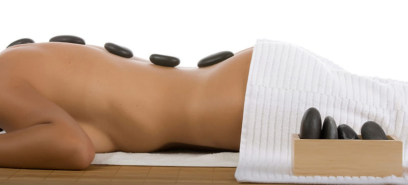 Hot Stone Massage Salon Maidstone Relax Aches Pain Back Neck Full Body