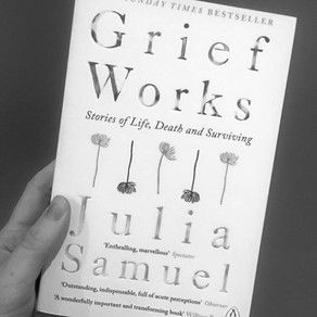 Book Review - Grief Works by Julia Samuels